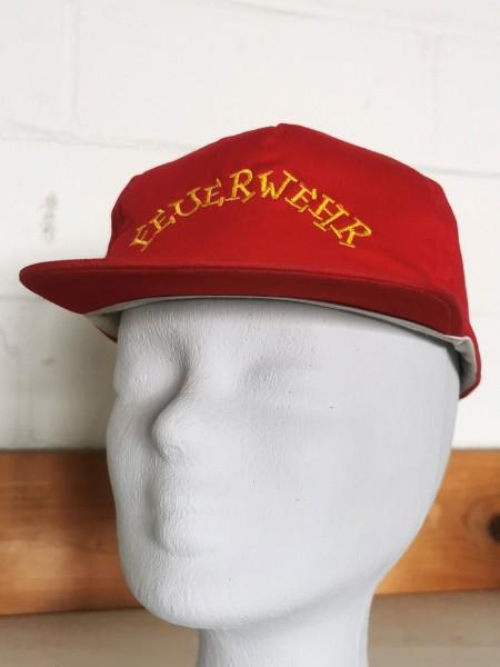Bestickte Baseballcap für Kinder, rot 400-78