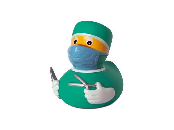 mbw Quietsche-Ente Chirurg