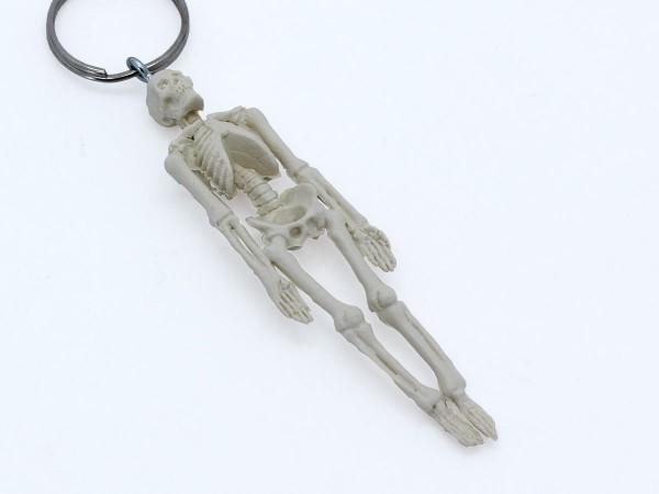 medigag Schlüsselanhänger Skelett