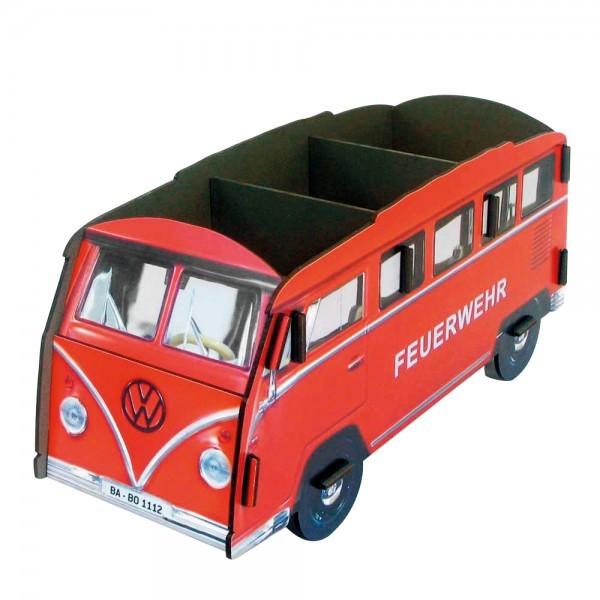 "VW Bulli ""Feuerwehrauto"" CD-Box"
