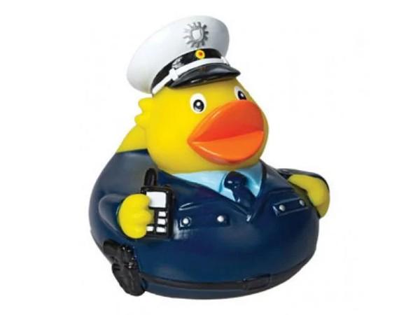 Quietsche-Ente Polizei