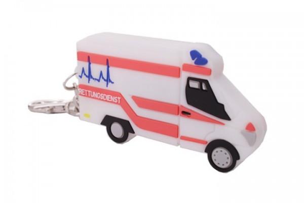 USB-Stick Rettungswagen 8 GB