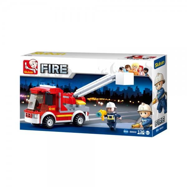 Konstruktionsspielzeug Feuerwehr